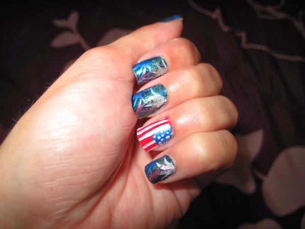 IMG_6870 4th Of July Nail Design