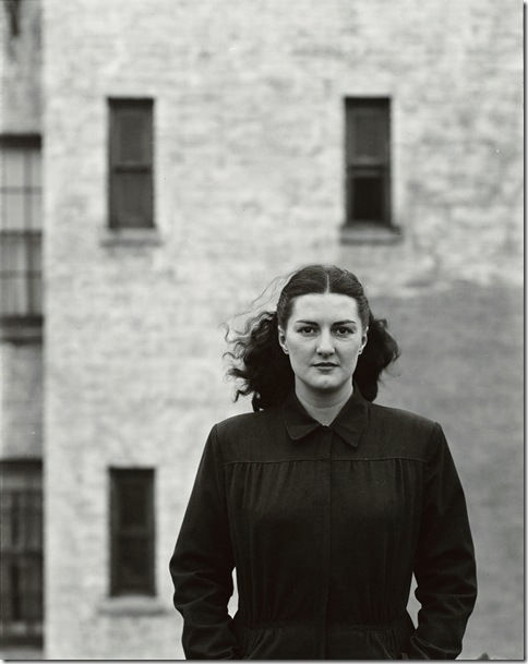 Harry Callahan Eleanor, New York, 1945 gelatin silver print overall (image): 21.2 x 16.83 cm (8 3/8 x 6 5/8 in.) National Gallery of Art, Washington, Gift of the Callahan Family © Estate of Harry Callahan, courtesy Pace/MacGill Gallery, New York