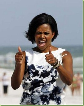 michelle-obama-oil-dress