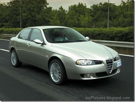 Alfa Romeo 156 2.4 JTD (2003)4