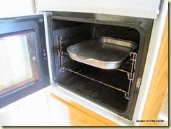 Vintage Wearever roasting pan-too long