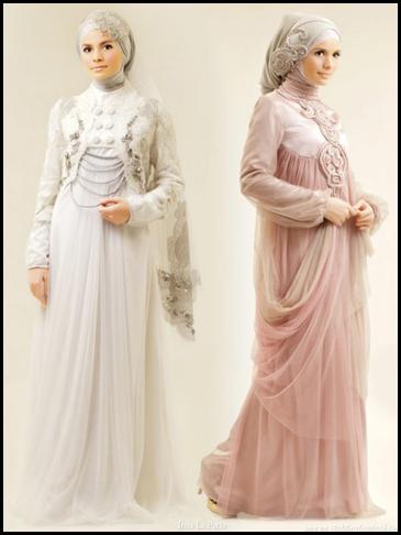 Jilbab Kebaya Modern