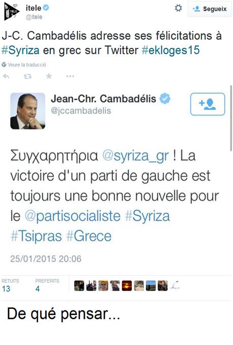 socialista putanh eleccions Grècia 25012015