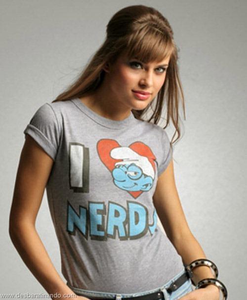 lindas belas sensuais sexy sedutoras garotas mulheres moças nerds girls geek nerd geeks hot   (37)
