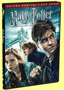 DVD HP7 Duplo
