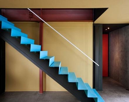 diseño-escaleras-metalicas