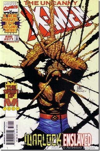 2012-01-31 - X-Men - De Magneto Rex a los Doce