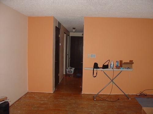 livingroom&hallway 10-6-06