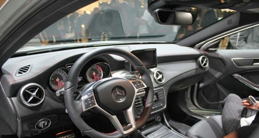 Novo Mercedez Benz GLA 2014