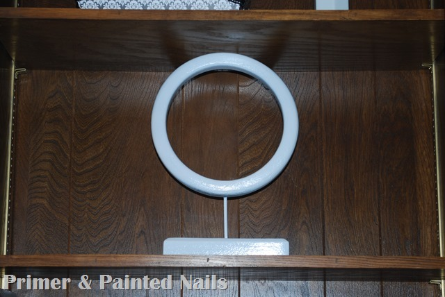 Shelf Accessories 6 - Primer & Painted Nails