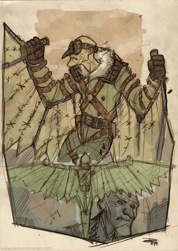 personagens-steampunk-DenisM79-desenhos-desbaratinando (27)