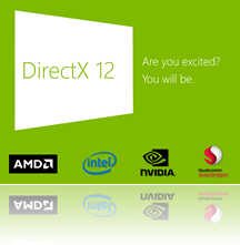 DirectX 12 julkaistaan kun se on valmis