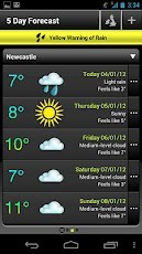Descargar Met Office Weather para celulares gratis