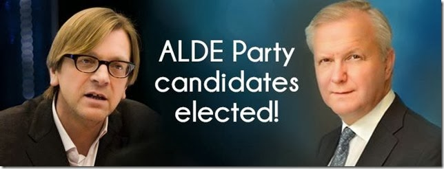 ALDE Party's Presidential candidates