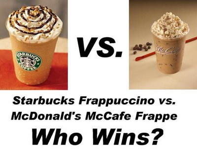 starbucks vs mccafe Trying starbucks vs mcdonalds taste test (day 252) challenge matt and rebecca 9 meses atrás mccafe barista service video the true pictures 4 anos atrás.