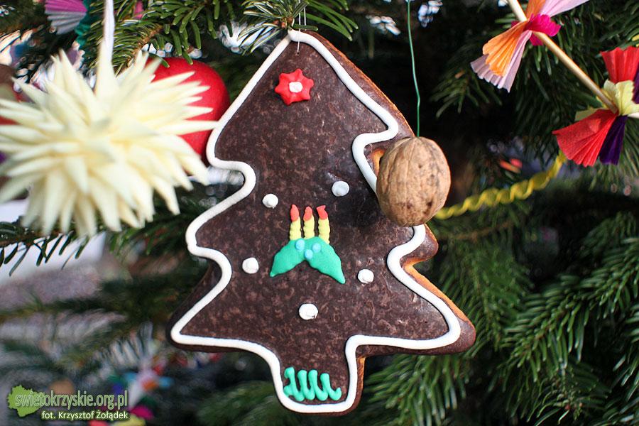 Świętokrzyskie tradycje Bożego Narodzenia - podłaźniczka