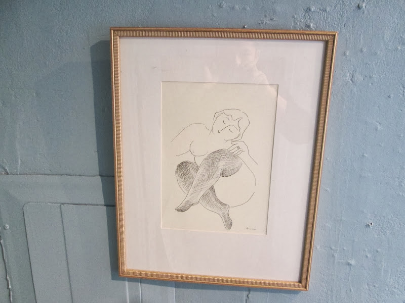 Signed Drawing
