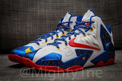 nike lebron 11 id production mighty1ne 2 01 Four Different Nike LeBron XI iD Designs by @Mighty1ne