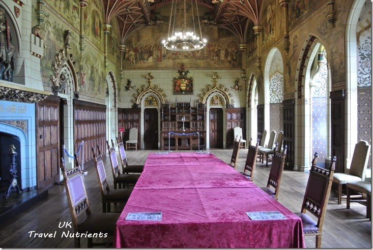 Cardiff Castle 卡地夫城堡  (10)