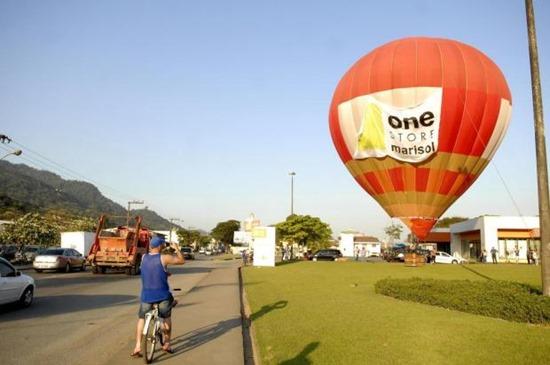 festival balonismo
