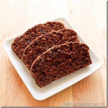 zucchini choc chip cake16