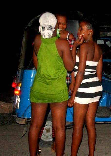 Naked college black girls