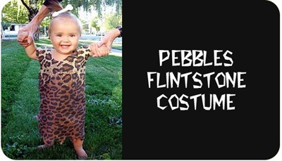 pebbles costume tutorial