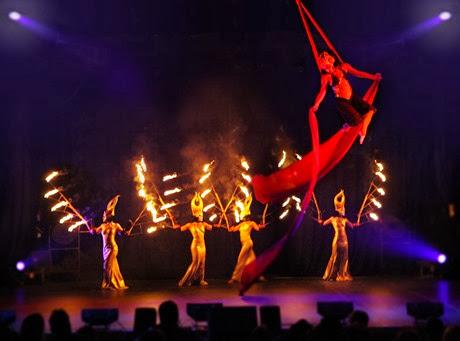 circus show creators