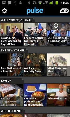 Aplikasi percuma Android pilihan 2012