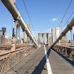 Brooklyn Bridge is one of the oldest suspension bridges