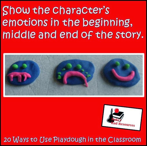 20 ways to use playdough to increase learning in the classroom - from Raki's Rad Resources