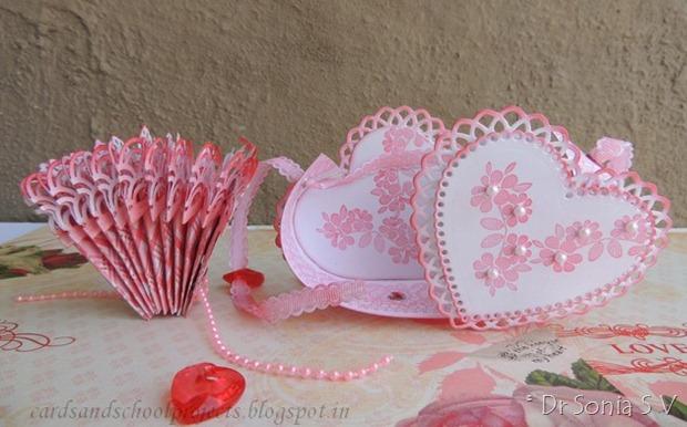 Heart shaped box 4