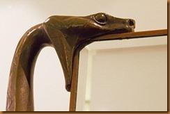 Lisbon, Gulbenkian Lalique snake