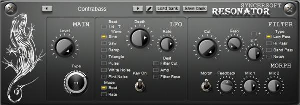 resonater effect plugin