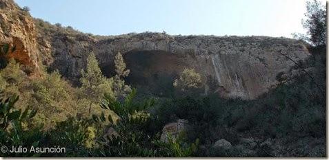 Cueva de la Boca de la Ballena - Sierra Helada