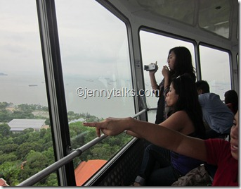 TIGER SKY TOWER - Sentosa Island