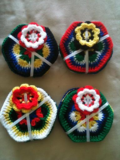 African Flower Swap