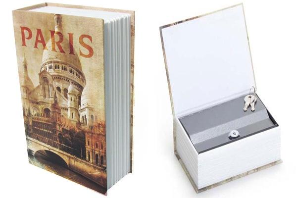 Livro-Cofre-Paris