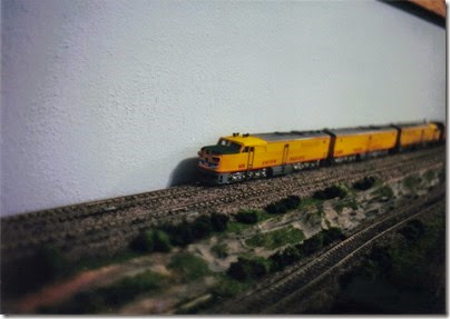 16 My Layout in Summer 2002