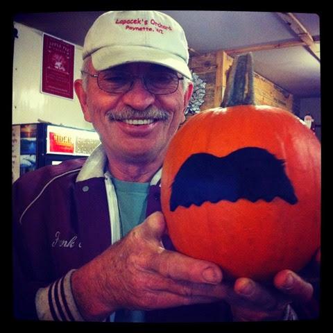 pumpkin frank