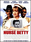 Nurse Betty - poster