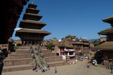 Templul Nyatapole Bhakatapur