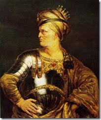 Ferdinand Bol King Pyrrhus