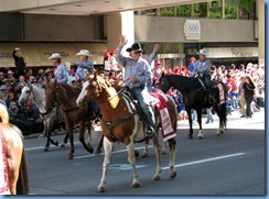 8844 Alberta Calgary Stampede Parade 100th Anniversary