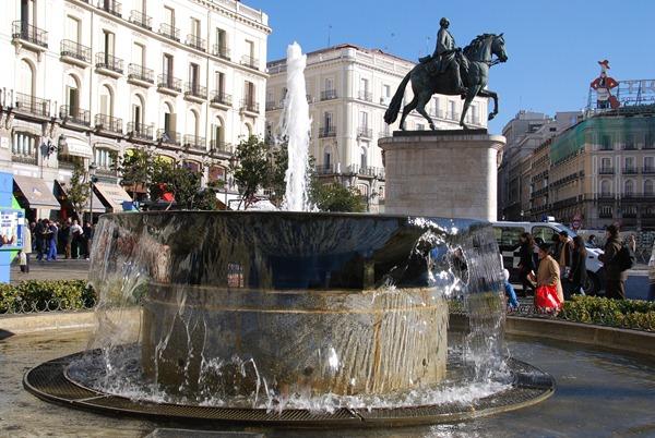 معالم مدريد