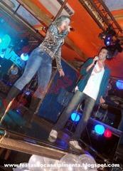MC Henrico e MC Cristiane
