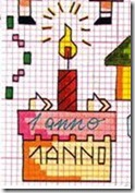 Ponto Cruz-Cross Stitch-Punto Cruz-Punto Croce-Point de Croix-403