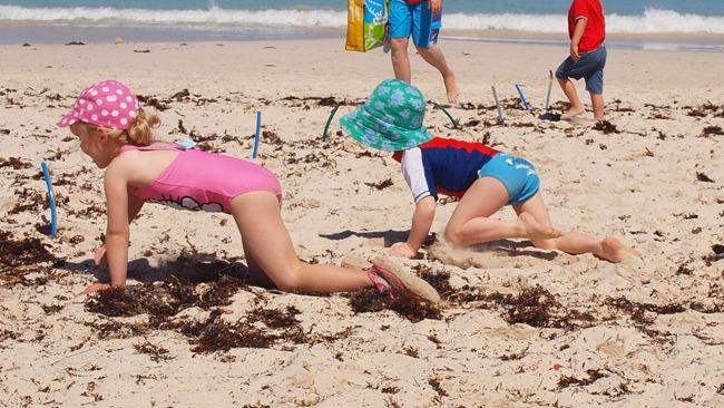 beach course