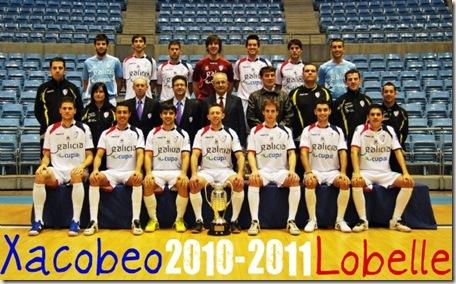 PLANTILLA 2010-2011