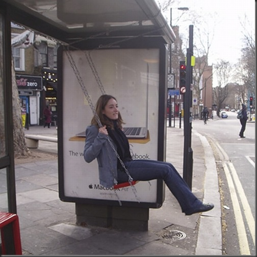statie autobuz leagan